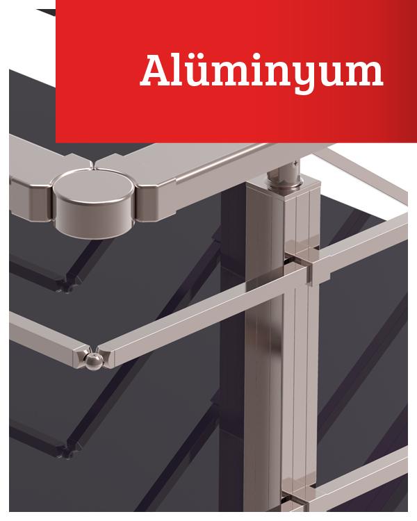 Faliyetler-aluminyum